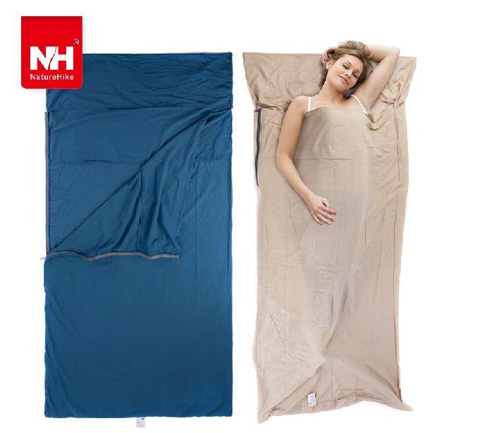 túi ngủ dã ngoại của Naturehike dành cho mùa hè