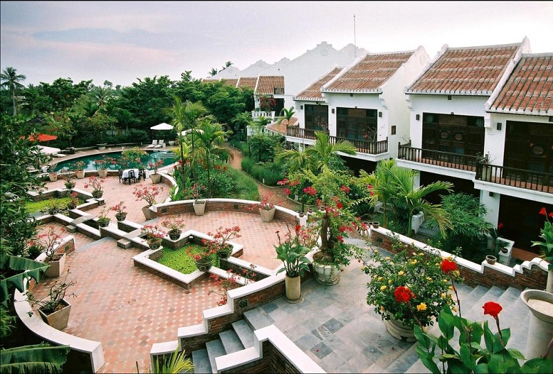 resort ở hội an