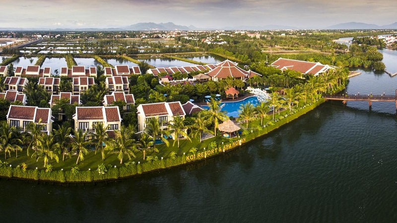 koi resort hội an