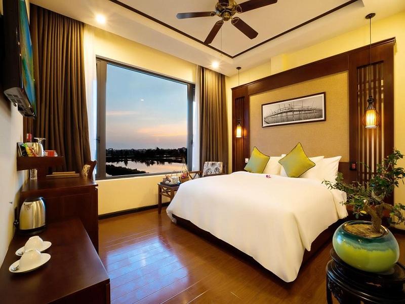 khách sạn giá rẻ hội an