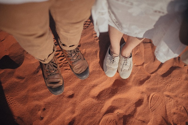 khoe giày