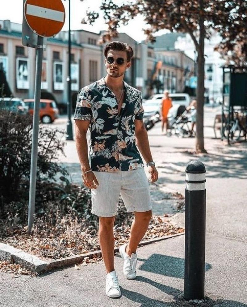 áo aloha